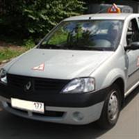 Фото автомобиля инструктора по возжению: Олег