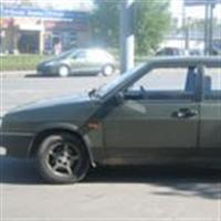 Фото автомобиля инструктора по возжению: Виталий
