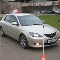 Фото автомобиля инструктора по возжению: Ермаков Андрей Александрович