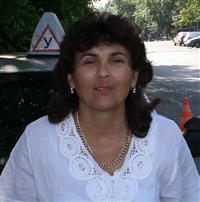 Инструктор по вождению Светлана Ивановна