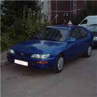 Фото автомобиля инструктора по возжению: Чмыхов Михаил Александрович