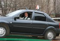 Фото автомобиля инструктора по возжению: Сыров Юрий Иванович