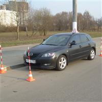 Фото автомобиля инструктора по возжению: Сафронов Сергей Викторович
