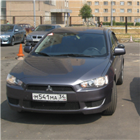 Фото автомобиля инструктора по возжению: Федькин Юрий Александрович