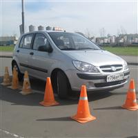 Фото автомобиля инструктора по возжению: Акчибаш Николай Сергеевич