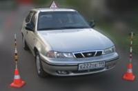 Фото автомобиля инструктора по возжению: Крон Андрей Алексеевич