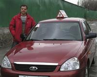 Фото автомобиля инструктора по возжению: Иван Евгеньевич