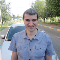 автоинструктор, Дмитрий Сергеевич