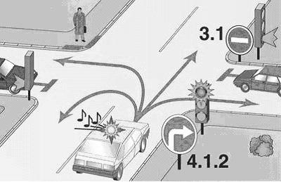 возможность отступления от правил пдд водителей пожарного автомобиля выборе размера